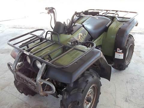 2003 Yamaha Kodiak 400 4x4 for sale in Austin, AR