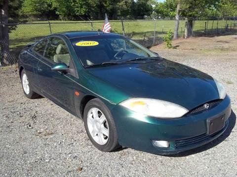 2001 Mercury Cougar for sale in Austin, AR
