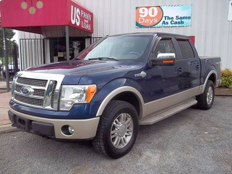 2010 Ford F-150 for sale in Austin, AR
