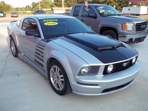 2008 Ford Mustang for sale in Austin, AR