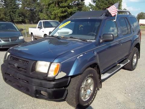 2000 Nissan Xterra for sale in Austin, AR