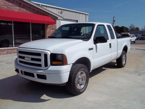 2007 Ford F-250 Super Duty for sale in Austin, AR