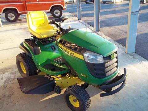 2017 John Deere D130  Lawn Tractor Mower for sale in Austin, AR