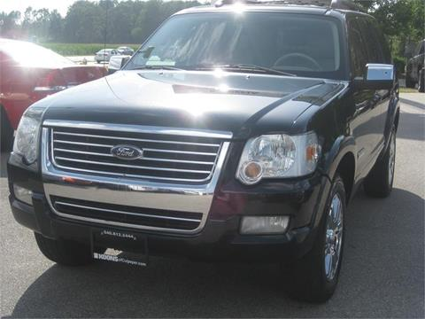 2008 Ford Explorer for sale in Clayton, NC