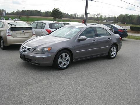 2007 Acura RL for sale in Clayton, NC