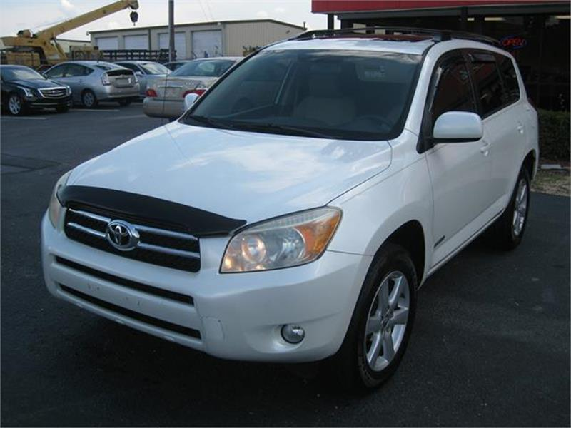 Toyota RAV Limited In Clayton NC Car Arena Auto Sale - 2006 rav4