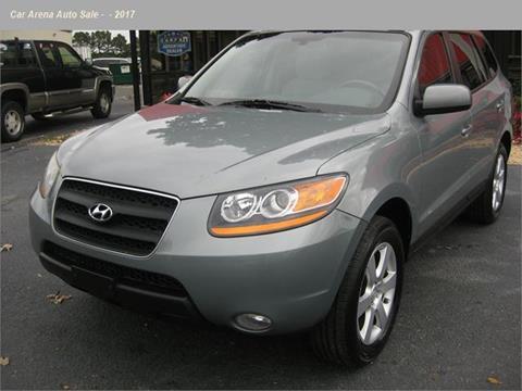 2009 Hyundai Santa Fe for sale in Clayton, NC