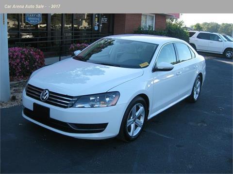2012 Volkswagen Passat for sale in Clayton, NC