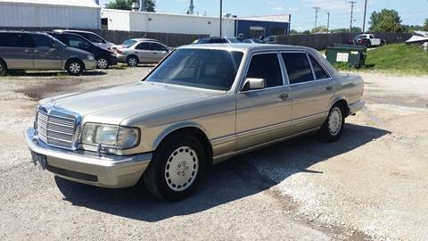 1991 Mercedes-Benz 560-Class for sale in Plainfield, IL