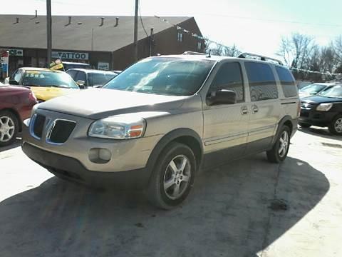 2005 Pontiac Montana SV6 for sale in Plainfield, IL