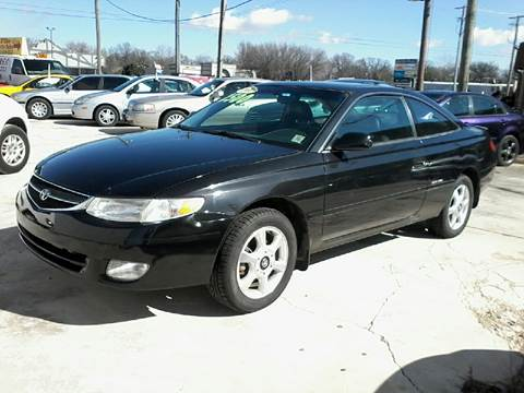 Elegant 2000 Toyota Camry Solara For Sale In Plainfield, IL