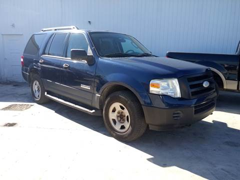 2007 Ford Expedition for sale in Plainfield, IL
