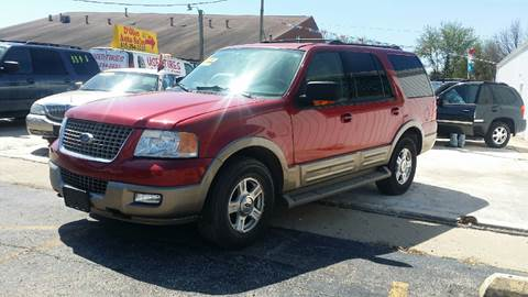 2004 Ford Expedition for sale in Plainfield, IL