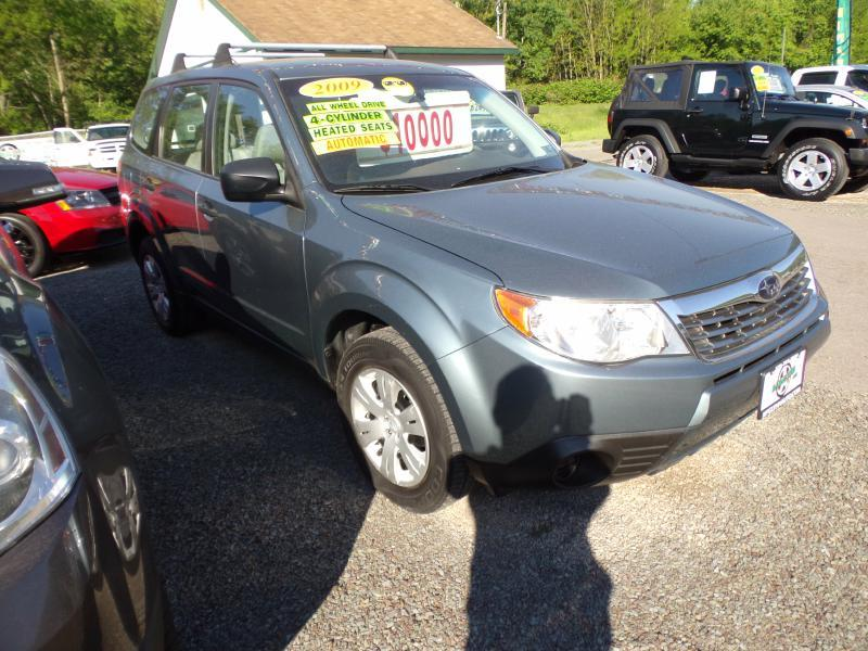 2009 Subaru Forester for sale at RJ McGlynn Auto Exchange in West Nanticoke PA