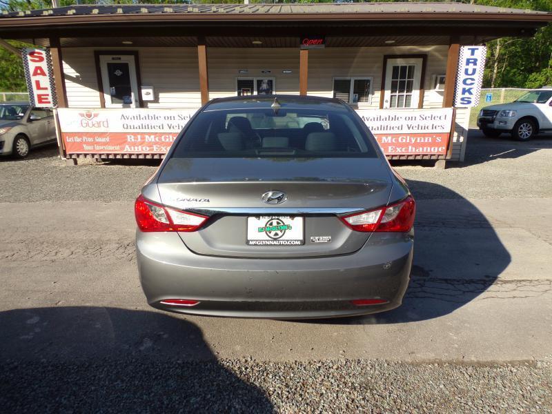 2011 Hyundai Sonata for sale at RJ McGlynn Auto Exchange in West Nanticoke PA