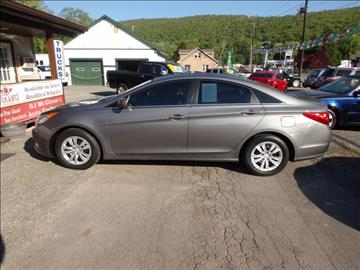 2011 Hyundai Sonata for sale at RJ McGlynn Auto Exchange in West Nanticoke PA