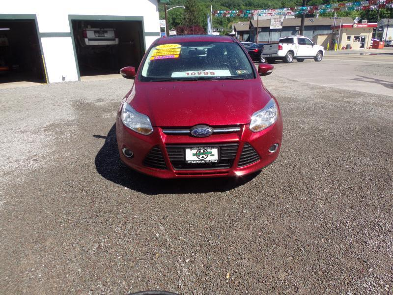 2013 Ford Focus for sale at RJ McGlynn Auto Exchange in West Nanticoke PA
