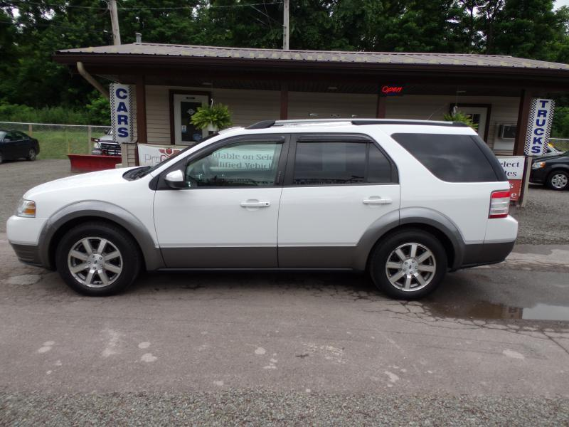 2008 Ford Taurus X for sale at RJ McGlynn Auto Exchange in West Nanticoke PA