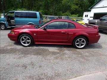 2004 Ford Mustang for sale at RJ McGlynn Auto Exchange in West Nanticoke PA