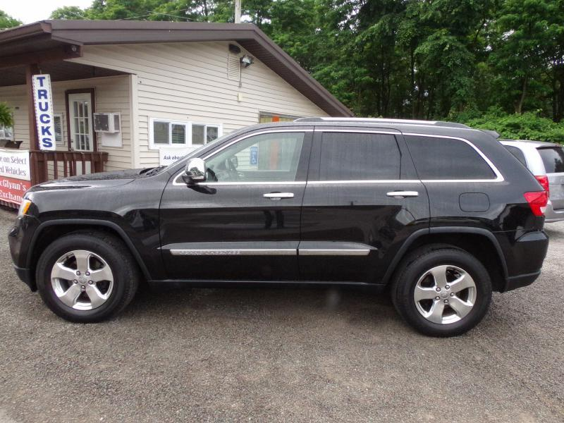 2011 Jeep Grand Cherokee for sale at RJ McGlynn Auto Exchange in West Nanticoke PA