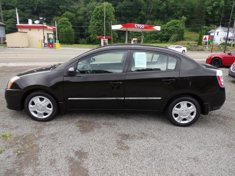 2010 Nissan Sentra for sale at RJ McGlynn Auto Exchange in West Nanticoke PA