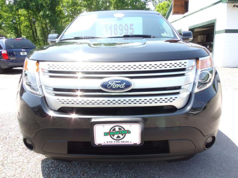 2012 Ford Explorer for sale at RJ McGlynn Auto Exchange in West Nanticoke PA