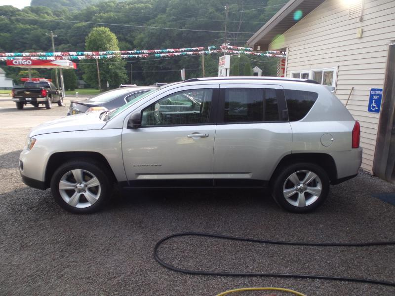 2014 Jeep Compass for sale at RJ McGlynn Auto Exchange in West Nanticoke PA