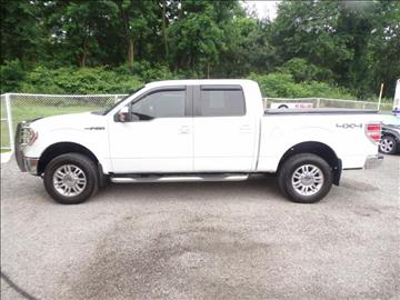 2010 Ford F-150 for sale at RJ McGlynn Auto Exchange in West Nanticoke PA