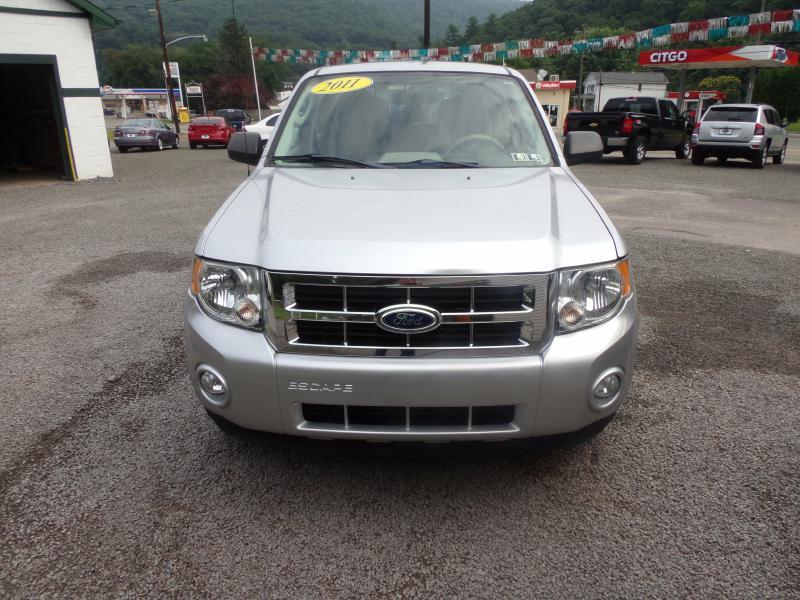 2011 Ford Escape for sale at RJ McGlynn Auto Exchange in West Nanticoke PA