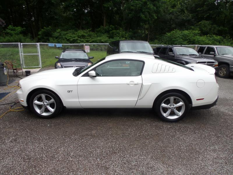 2010 Ford Mustang for sale at RJ McGlynn Auto Exchange in West Nanticoke PA