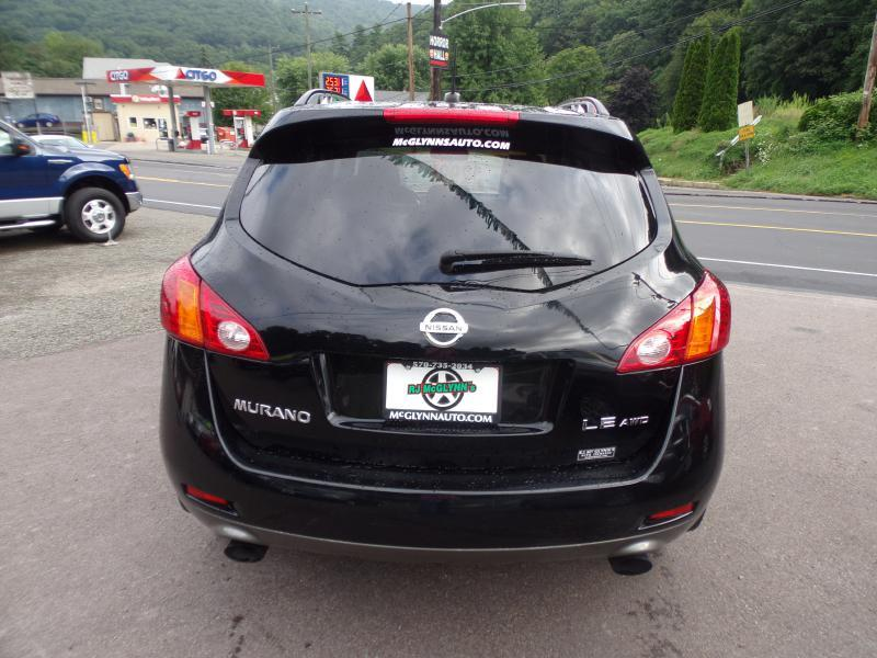 2009 Nissan Murano for sale at RJ McGlynn Auto Exchange in West Nanticoke PA