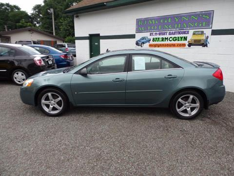 2009 Pontiac G6 for sale at RJ McGlynn Auto Exchange in West Nanticoke PA