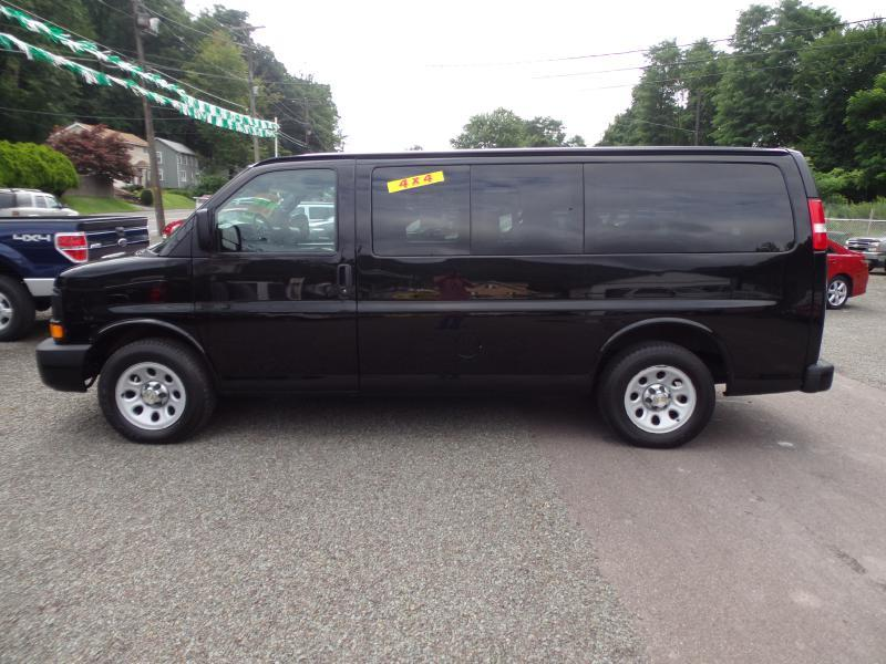 2013 Chevrolet Express Passenger for sale at RJ McGlynn Auto Exchange in West Nanticoke PA