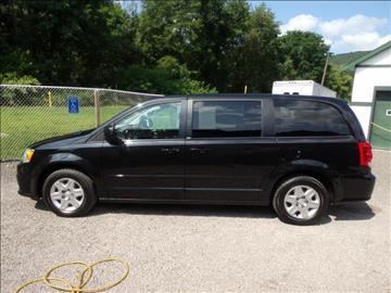 2012 Dodge Grand Caravan for sale at RJ McGlynn Auto Exchange in West Nanticoke PA