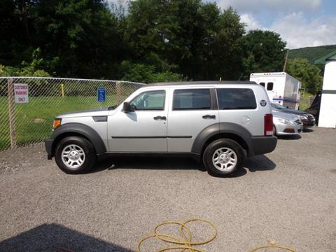 2008 Dodge Nitro for sale at RJ McGlynn Auto Exchange in West Nanticoke PA