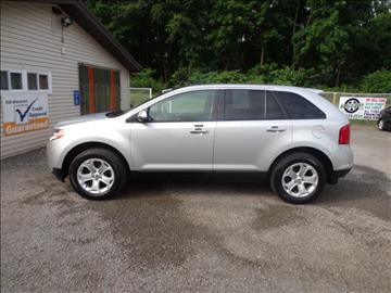 2011 Ford Edge for sale at RJ McGlynn Auto Exchange in West Nanticoke PA