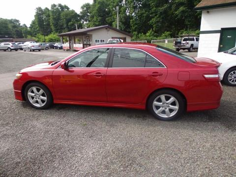 2007 Toyota Camry for sale at RJ McGlynn Auto Exchange in West Nanticoke PA