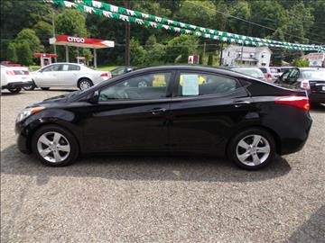 2013 Hyundai Elantra for sale at RJ McGlynn Auto Exchange in West Nanticoke PA
