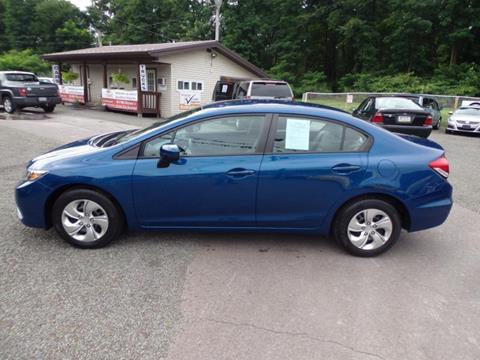 2014 Honda Civic for sale at RJ McGlynn Auto Exchange in West Nanticoke PA