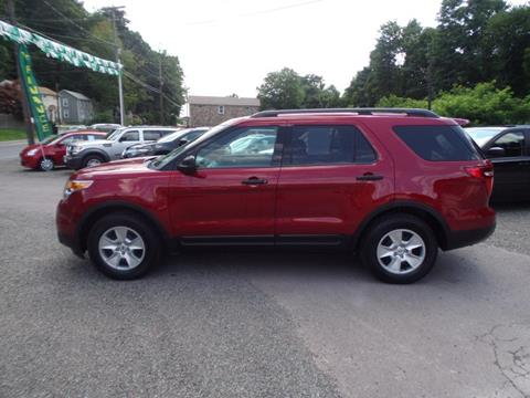 2013 Ford Explorer for sale at RJ McGlynn Auto Exchange in West Nanticoke PA