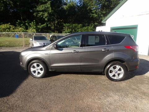 2013 Ford Escape for sale at RJ McGlynn Auto Exchange in West Nanticoke PA