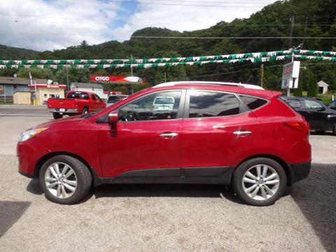 2012 Hyundai Tucson for sale at RJ McGlynn Auto Exchange in West Nanticoke PA