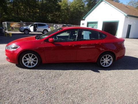 2013 Dodge Dart for sale at RJ McGlynn Auto Exchange in West Nanticoke PA