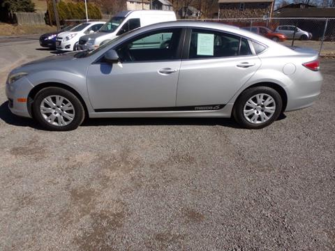2010 Mazda MAZDA6 for sale at RJ McGlynn Auto Exchange in West Nanticoke PA
