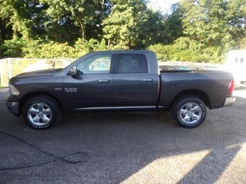 2014 RAM Ram Pickup 1500 for sale at RJ McGlynn Auto Exchange in West Nanticoke PA