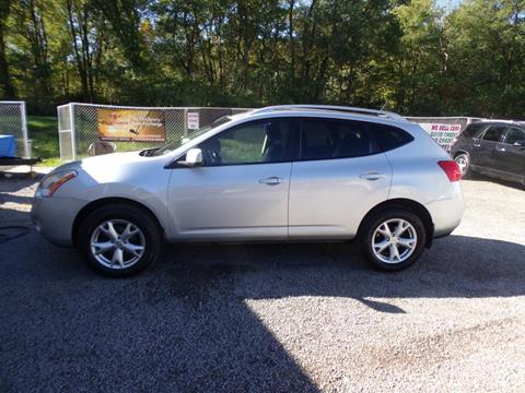 2009 Nissan Rogue for sale at RJ McGlynn Auto Exchange in West Nanticoke PA