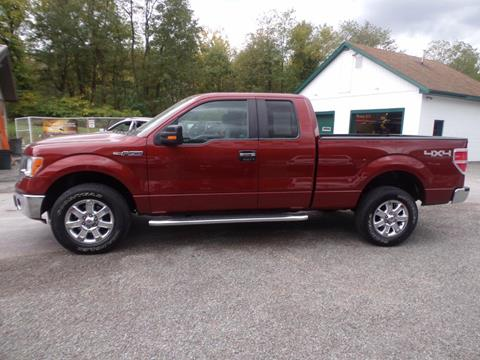 2014 Ford F-150 for sale at RJ McGlynn Auto Exchange in West Nanticoke PA