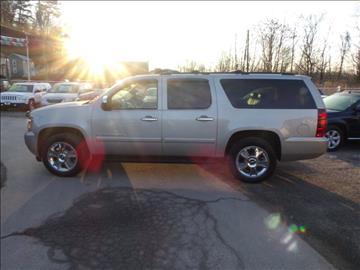 2007 Chevrolet Suburban for sale at RJ McGlynn Auto Exchange in West Nanticoke PA