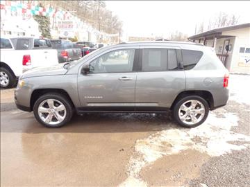 2013 Jeep Compass for sale at RJ McGlynn Auto Exchange in West Nanticoke PA