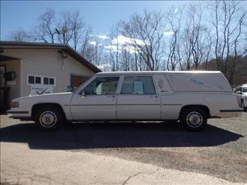 1986 Cadillac Fleetwood for sale in West Nanticoke, PA